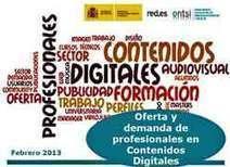 La industria de contenidos digitales demanda expertos en ... - techWEEK.es | Usando TIC en la escuela | Scoop.it