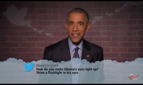 Lighting Obama On Jimmy Kimmel | Theatre content from Live Design | CINE DIGITAL  ...TIPS, TECNOLOGIA & EQUIPO, CINEMA, CAMERAS | Scoop.it
