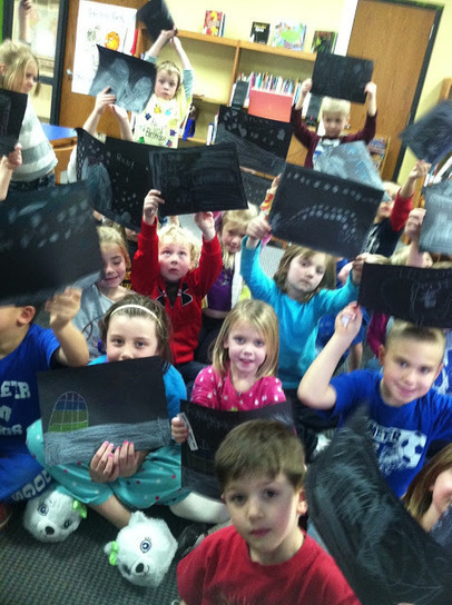 Van Meter Library Voice: We Had A Snowy Great Time In The ... | why not try in the library? | Scoop.it