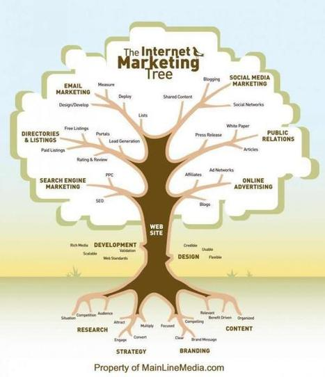 Does your internet marketing strategy have healthy roots? [infographic] | MPULL South Africa | BizDev | Scoop.it
