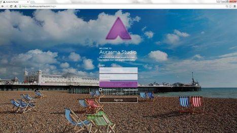 Créer une aura en ligne avec Aurasma Studio - Les MédiaFICHES | Ecriture mmim | Scoop.it
