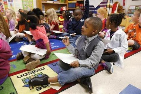Rock Hill program immerses students in second language - The Herald   HeraldOnline.com   ELL - ESL   Scoop.it
