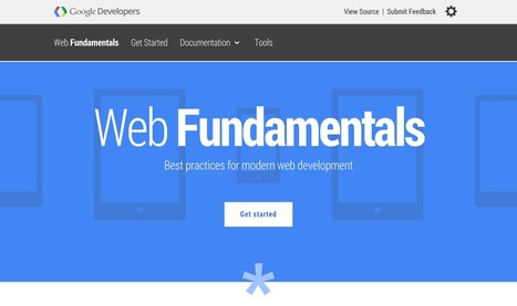 Web Fundamentals — Google Developers | SPIP - cms, javascripts et copyleft | Scoop.it