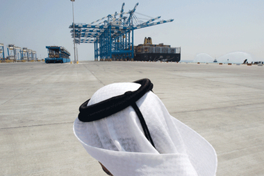 Abu Dhabi's new port carrying bulk of cargo load | Global Logistics Trends and News | Scoop.it
