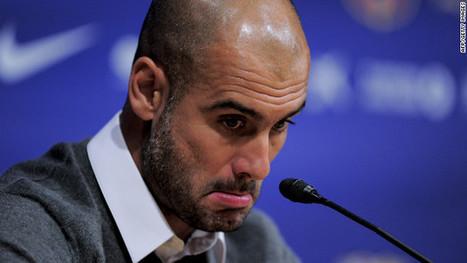 Pep Guardiola renuncia al Barcelona; Vilanova será el nuevo técnico – CNN en Español – Ultimas Noticias de Estados Unidos, Latinoamérica y el Mundo, Opinión y Videos - CNN.com Blogs | Saber diario de el mundo | Scoop.it