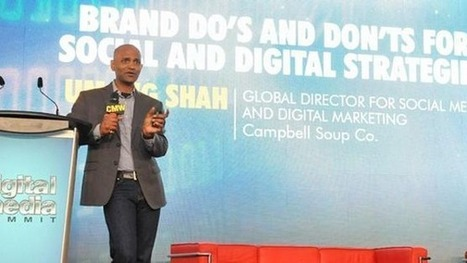 New Top Social/Digital Guru at Campbell Soup Offers Advice for Marketers - Chief Marketer | Digital-News on Scoop.it today | Scoop.it