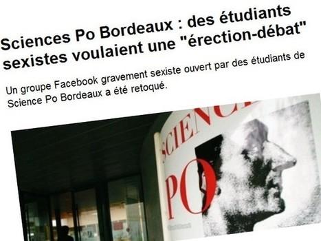 Sciences Po Bordeaux: sexisme ou dérapages médiatico-féministes? - Rue89   Sexisme Grandes Ecoles   Scoop.it