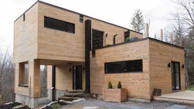 Cette maison a été fabriquée avec des conteneurs maritimes (+ vidéo)   Immobilier   Scoop.it