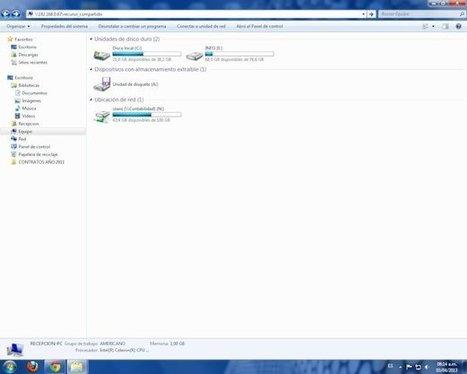 Instalación y configuración de SAMBA en Ubuntu 12.04 - Desde Linux | SOR | Scoop.it