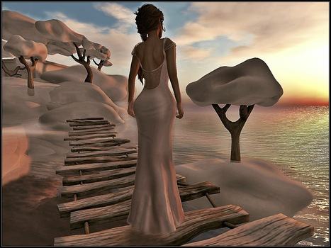 A World in a grain of sand: Path of an angel... | Finding SL Freebies | Scoop.it