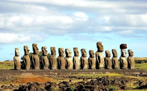 Easter Island: Trip of a Lifetime - Telegraph.co.uk | Histoire et Archéologie | Scoop.it