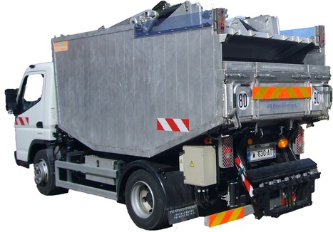 A New Refuse Collection Vehicle will be introduced at the IFAT Munich 2014 | IFAT MUNICH | Scoop.it