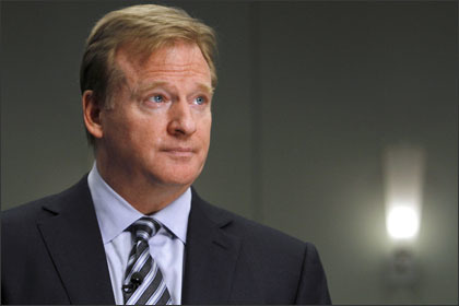 NFL Commissioner Roger Goodell Wants Youth-Concussion Laws in Every State | Sports Management: Martin J | Scoop.it