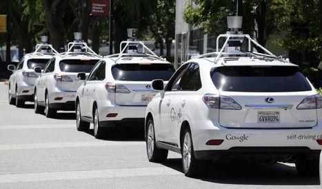 Feu vert des ministres à l'expérimentation de véhicules autonomes | Wallgreen - Louez moins cher et passez au vert ! | Scoop.it