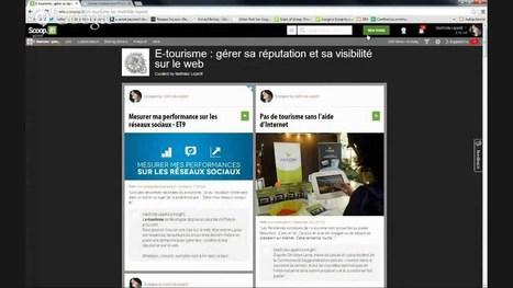 [Visioconférence] Présentation & Tour d'Horizon de Scoop.it - YouTube | Actualités immobilières | Scoop.it