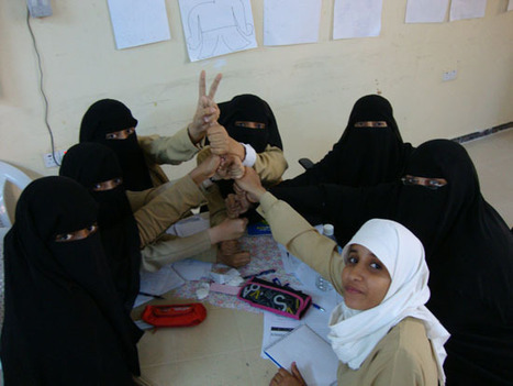 Learning for Active Citizenship | iEARN Yemen | iEARN in Action | Scoop.it