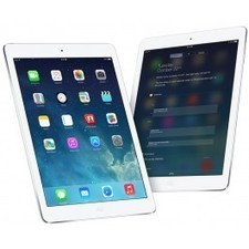 Buy Apple iPad Air Wifi 16GB Tablet - Silver | TopEndElectronics AU | Notebook | Scoop.it