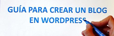 Crear un blog con Wordpress 3.3   APRENDIZAJE   Scoop.it