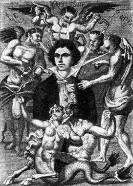 2 juin 1740 naissance de D. A. F. de Sade | Racines de l'Art | Scoop.it
