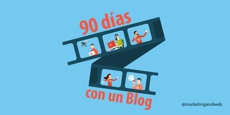 ¿Sabes qué hacer con tu Blog los primeros 90 días? | Noticias de Marketing Online - Marketing and Web | Scoop.it