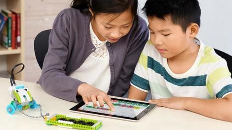 Nieuwe LEGO-set waarmee kinderen robots kunnen programmeren   Bright   Programmeren voor kinderen   Scoop.it