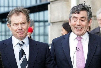Meet Labour's City cronies: The roll call of bankers rewarded by Brown and Blair | YES for an Independent Scotland | Scoop.it
