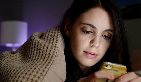 Late Night Texting Harms Sleep, Causes Daytime Drowsiness | Educational Technology News | Scoop.it