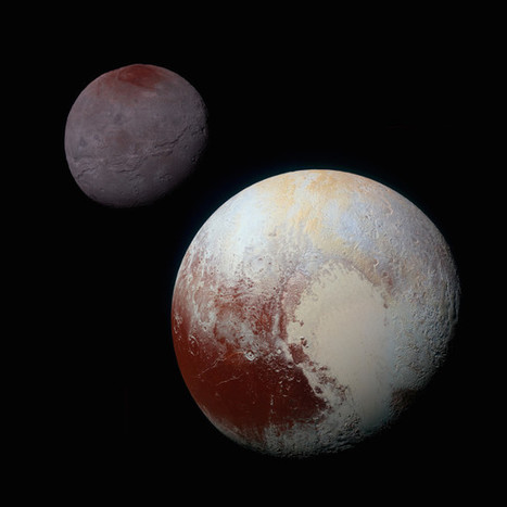 An alternative model for the formation of Sputnik Planitia on Pluto | Astronomy | Scoop.it