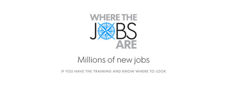 Where the jobs are: The new blue collar | CTE Teacher Resources | Scoop.it