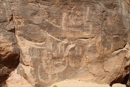The earliest representations of royal power in Egypt: the rock drawings of Nag el-Hamdulab | Archaeology Articles and Books | Scoop.it
