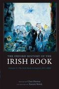 The Oxford History of the Irish Book, Volume V: Clare Hutton - Oxford University Press | Diverse Eireann- Sports culture and travel | Scoop.it