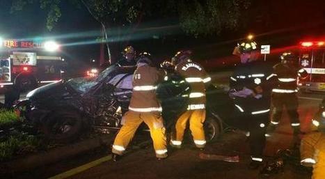 Texting, driving leads to violent Plantation crash, officials say | Criminal Defense Lawyer | Scoop.it