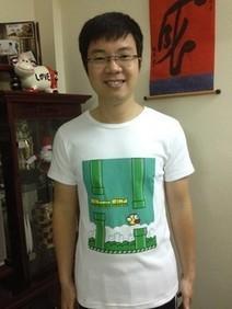 Áo thun Flappy Bird do Phong Quà cung cấp | Phong Quà - Một thế giới quà tặng | Scoop.it