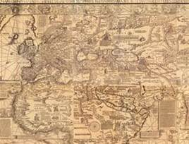 Mysterious renaissance map charts cartographer's methods - NBCNews.com | AP HUMAN GEOGRAPHY DIGITAL  STUDY: MIKE BUSARELLO | Scoop.it