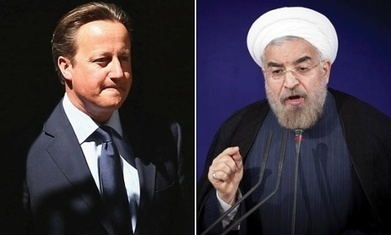 David Cameron to meet Iran leader over Isis campaign | AUSTERITY & OPPRESSION SUPPORTERS  VS THE PROGRESSION Of The REST OF US | Scoop.it
