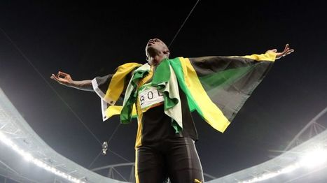 Usain Bolt's amazing Olympic career in even more amazing numbers - BBC News | Everything from Social Media to F1 to Photography to Anything Interesting | Scoop.it