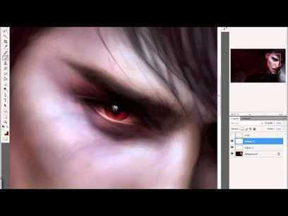 Photoshop Painting | Best digital and non digital drawing and painting video tutorials | Scoop.it
