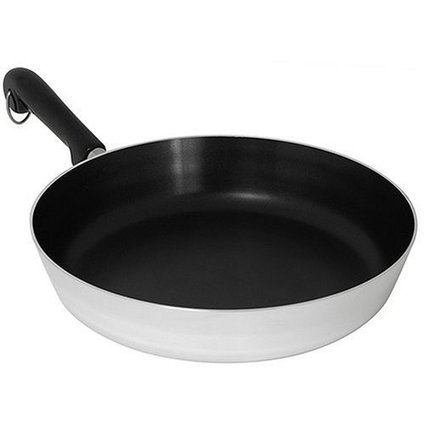 Reviews Revere Polished Aluminum 12-Inch Nonstick Skillet | Skillets and Frying Pans Review | Scoop.it