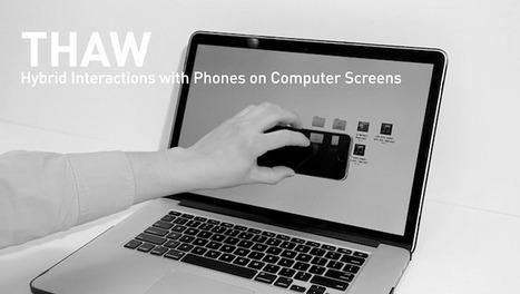THAW brise la frontière entre smartphone et ordinateur - Garage21   Technologies and Innovation   Scoop.it