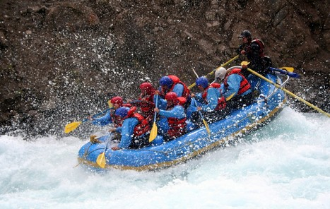 Whitewater Rafting: First Aid for Wounds and When to See Urgent Care | U.S. HealthWorks Lacey | Scoop.it