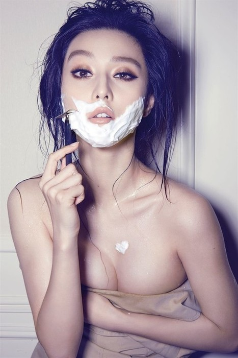chiefcreative: Fan Bing Bing Photographed by Chen...   China Luxury   Scoop.it