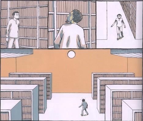 Des cases et des lettres sous influence Perec   Liseuses, ebook, lecture et education   Scoop.it