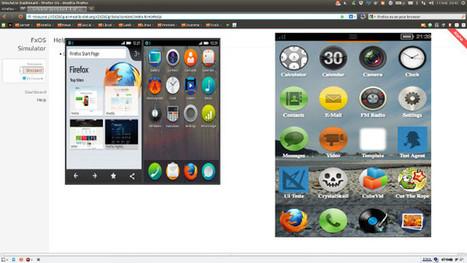 FirefoxOS | Δοκιμάστε το μέσα από τον browser σας [Firefox] | FOSS in Greece | Scoop.it