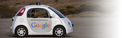 Google's New Self-Driving Cars to Hit Roads, With Steering Wheels and Brakes | Planning, Budgeting & Forecasting | Scoop.it