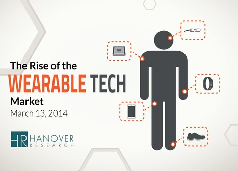 The Rise of the Wearable Technology Market | Quantified Selves, wearables and scholars studying both | Scoop.it