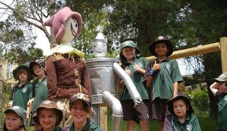 Australian Organic Schools | Teaching Technology To Grades 3-6 - Food Production | Scoop.it
