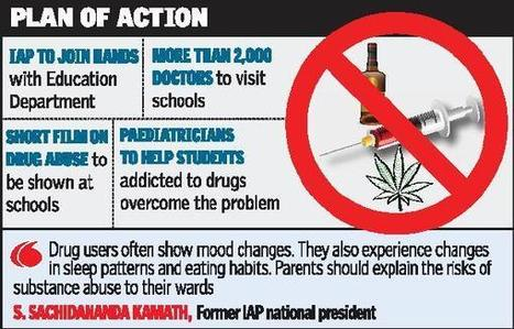 Substance abuse among children on the rise | Substance Abuse | Scoop.it
