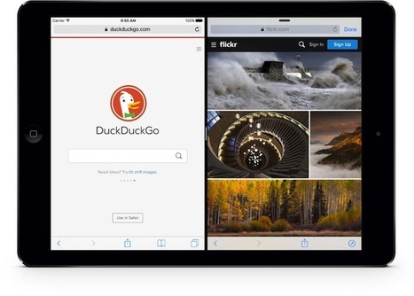 New 'Sidefari' App Allows iPad Users to View Side-by-Side Safari Windows | ICT Nieuws | Scoop.it