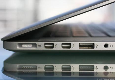 Apple MacBook Pro with Retina Display - CNET | Apple | Scoop.it