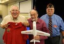 Hunter selected for September Honor Flight | Tennessee Libraries | Scoop.it